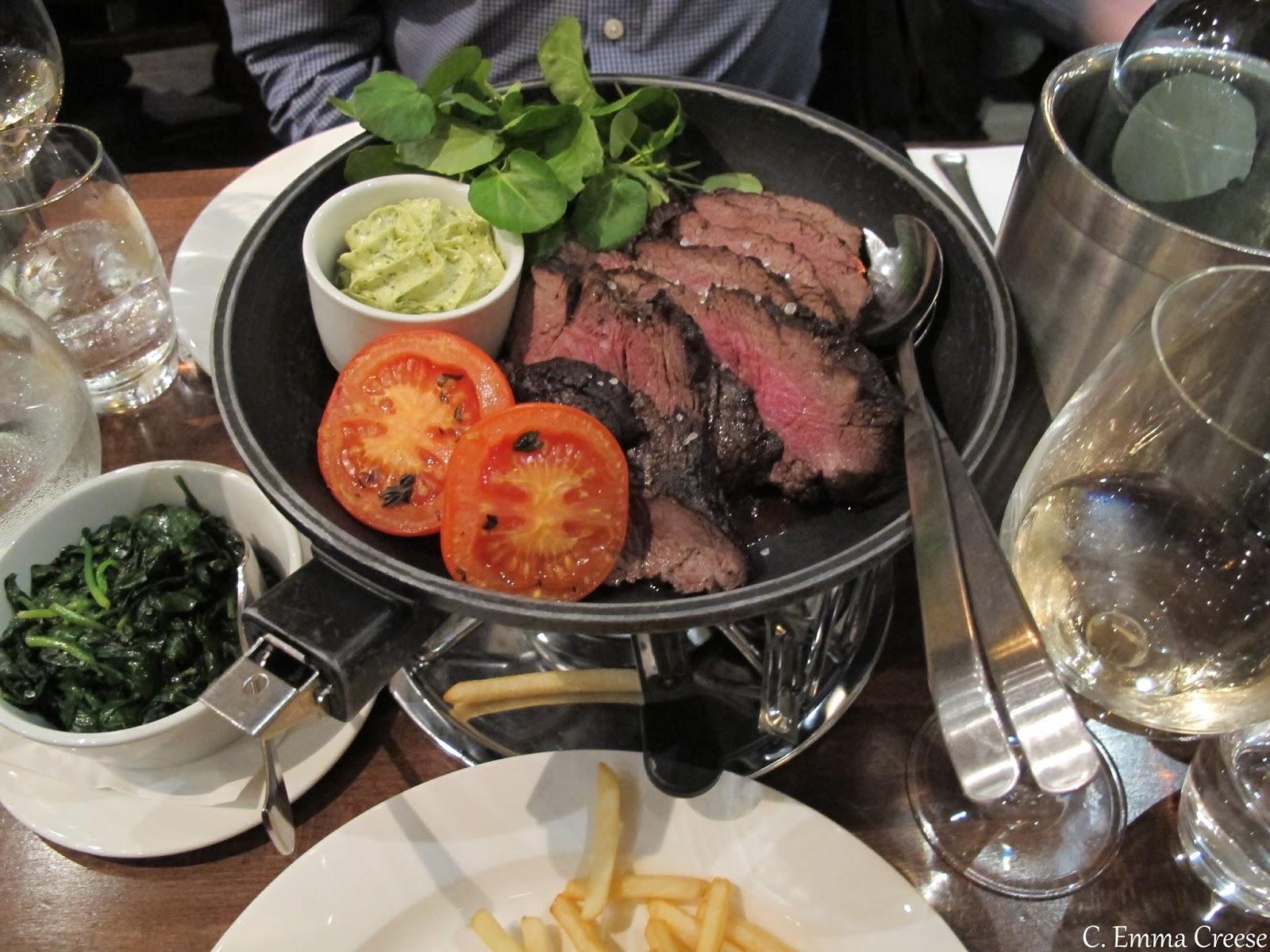 Rowley's Steak Restaurant Review, St James Adventures of a London Kiwi