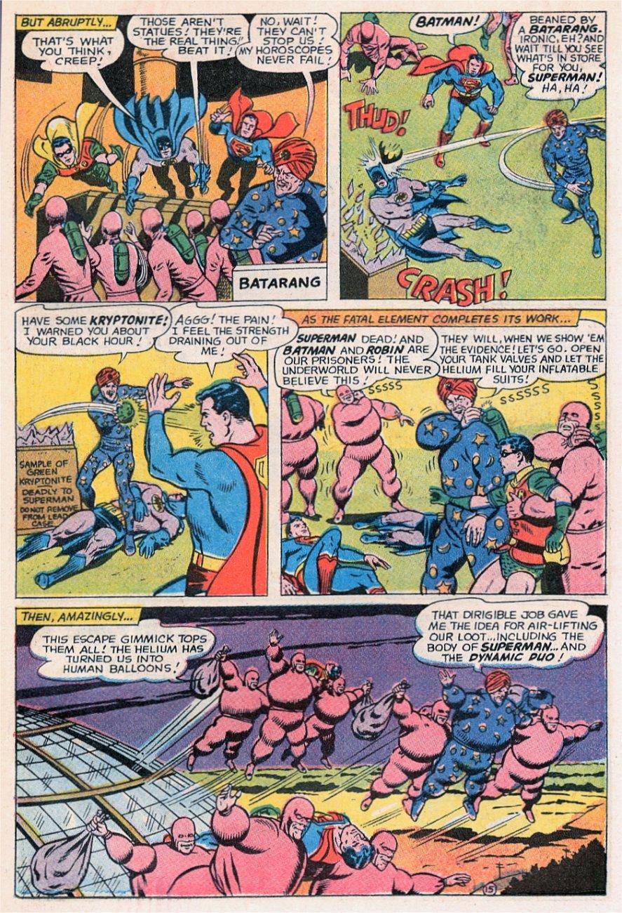 Read online World's Finest Comics comic -  Issue #160 - 19