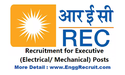 REC Recruitment 2018