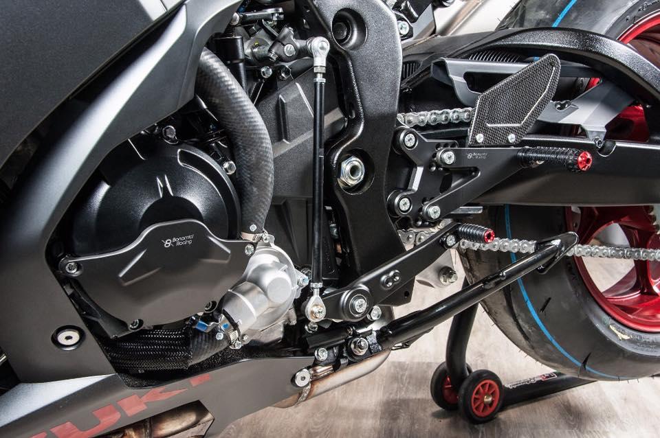SBK Motoworks: GSXR1000 2017 by Bonamici Racing