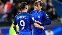 Prancis vs Bulgaria 4-1 Video Gol & Highlights