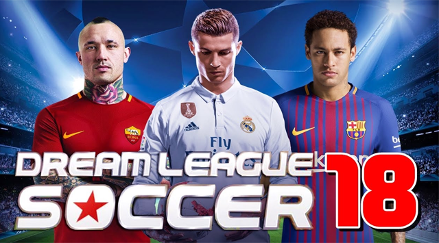 Dream League Soccer 2018 v5.061 Mod Apk Terbaru (Unlimited Money)