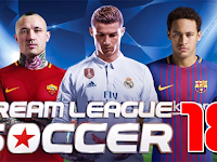 Dream League Soccer 2018 v5.064 Mod Apk Terbaru (Unlimited Money)