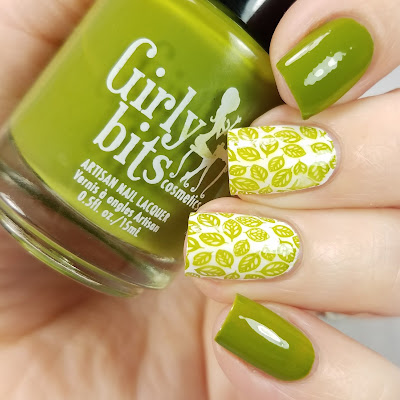 Girly Bits Cosmetics Near Leaf All Fall 2017 Collection Part 1 Swatches and Review