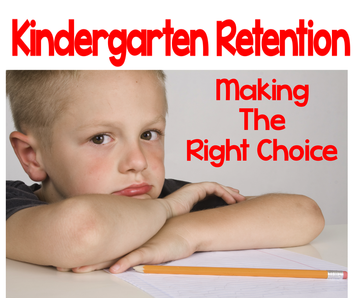 kindergarten retention