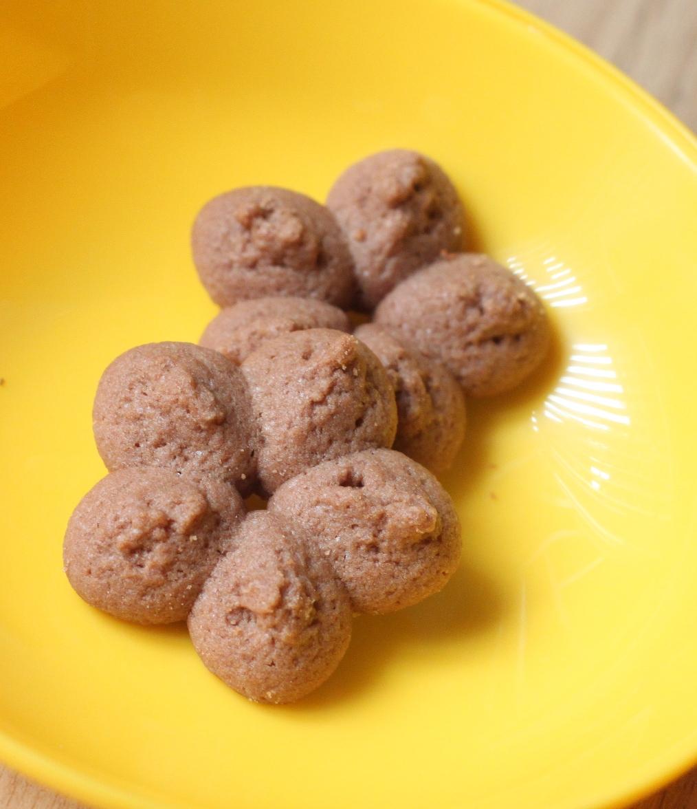 chocolate spritz cookies - photo #34