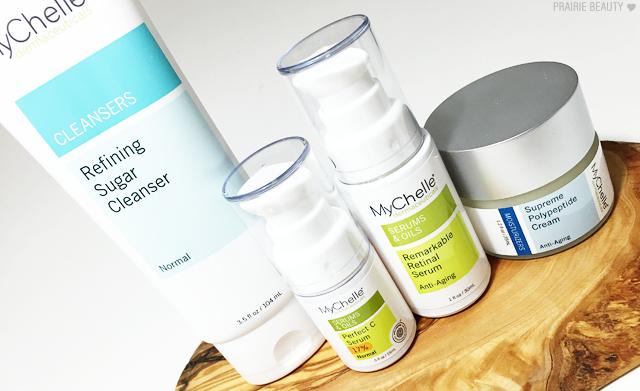 SKIN CARE: MyChelle Dermaceuticals Skin Care Routine* - Prairie Beauty