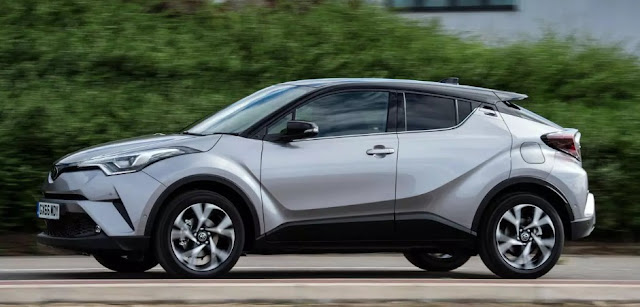 2017 Toyota CHR Crossover Review