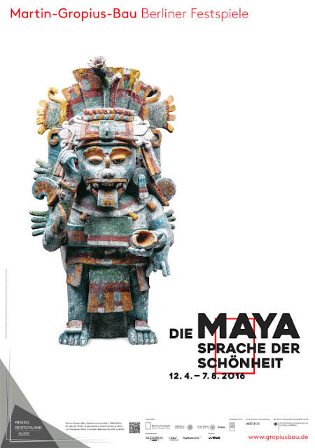 'The Maya – Language of Beauty' at the Martin-Gropius-Bau Museum, Berlin