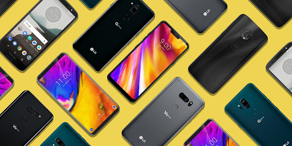 Google offering $300 Project Fi credit with LG G7 and LG V35 activation