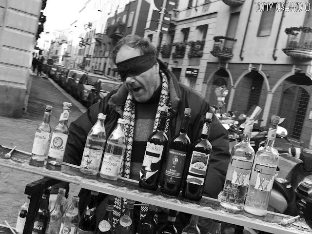 Bottleman street artist