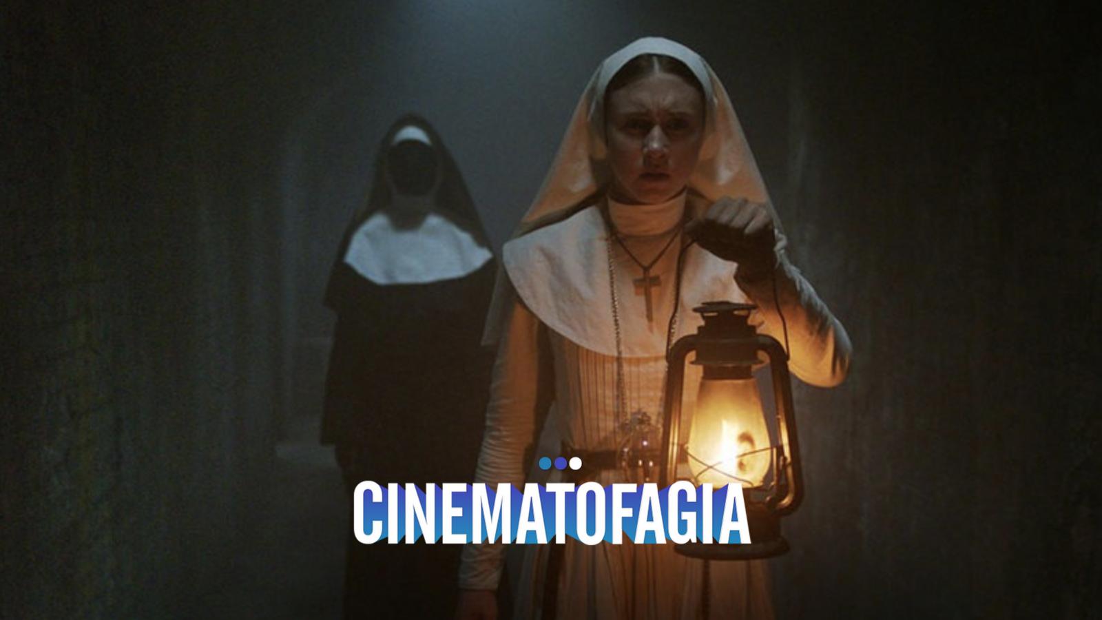 """""""A Freira"""" é péssimo como filme de terror e como exemplar da rasa franquia """"Invocação do Mal"""""""