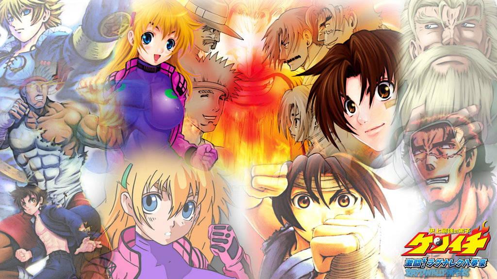 Shijou Saikyou No Deshi Kenichi Staffel 2
