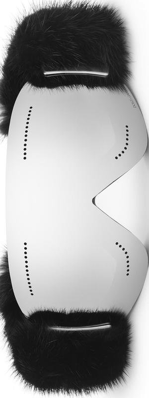 Dolce & Gabbana Eyewear Ski Mask Silver mirror