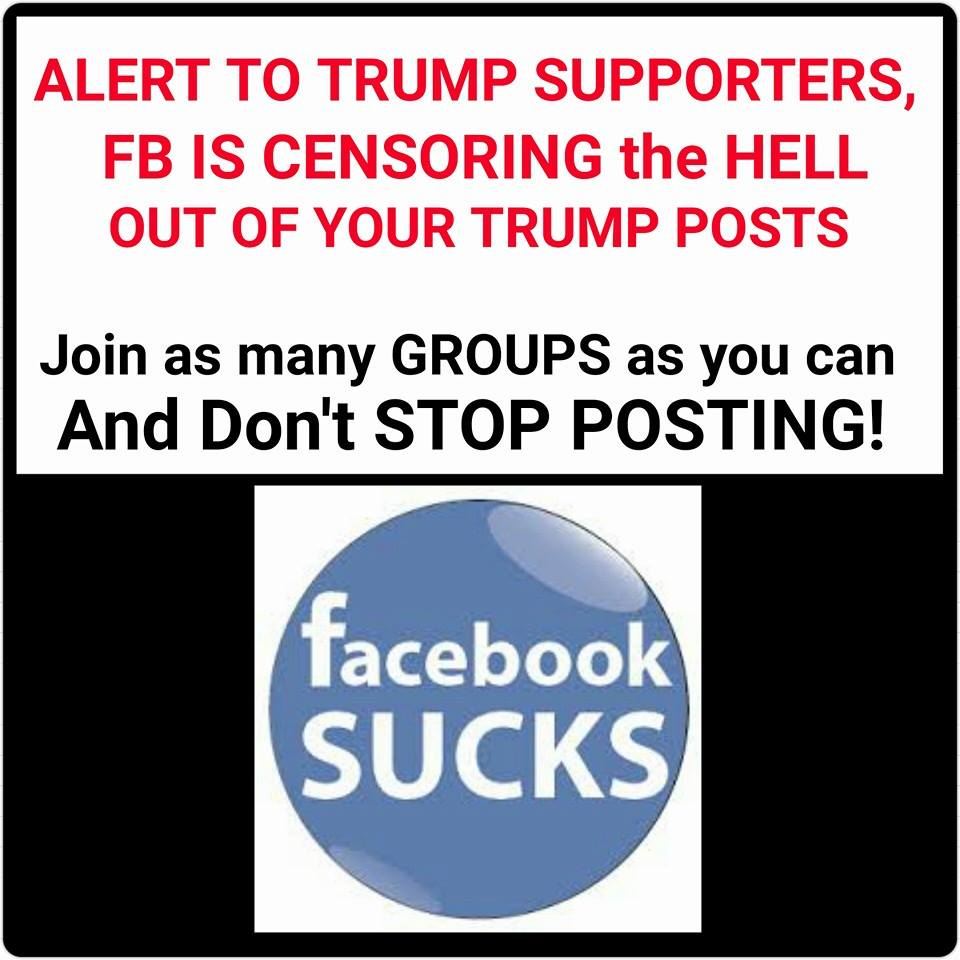 the more people that share it on facebook the more americans abroad will see it and the more we will be able to stop the global threat of trump