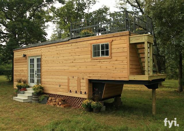 Honeymoon Suite Tiny House