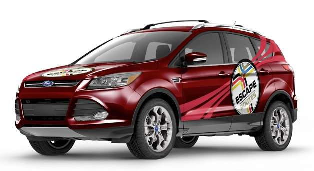 Best Cars 2013: Ford Escape