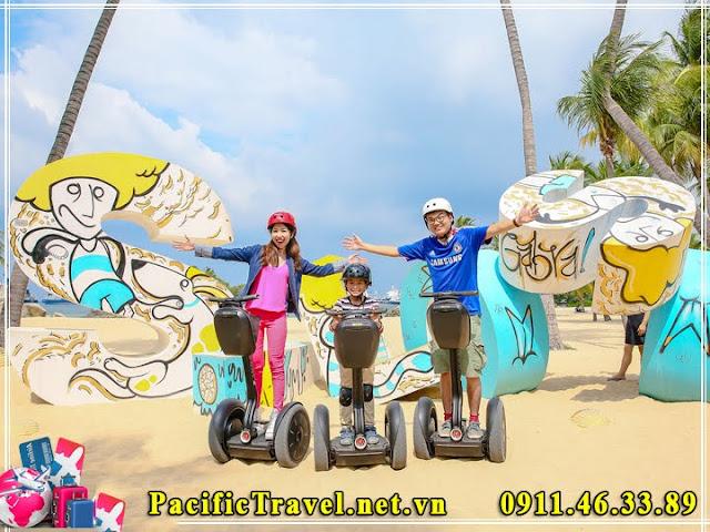 Du lịch Sin - Mal - Indo 6 ngày 5 đêm giá tốt dịp hè 2017 từ TPHCM