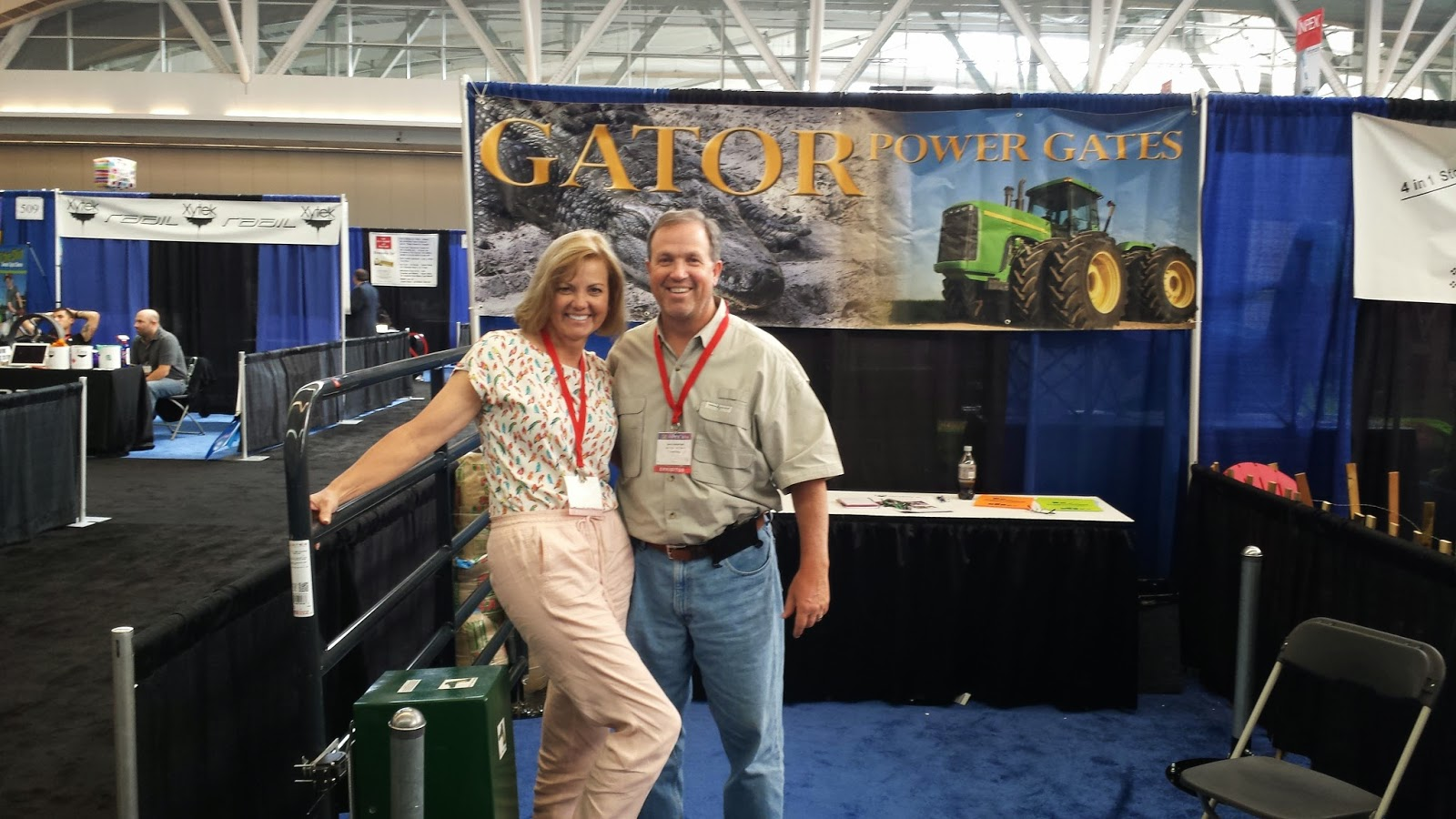 Gator Power Gates, Inc. at INPEX