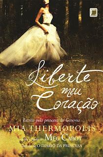 "Resenhas: ""Liberte Meu Coracao"" de Meg Cabot 14"