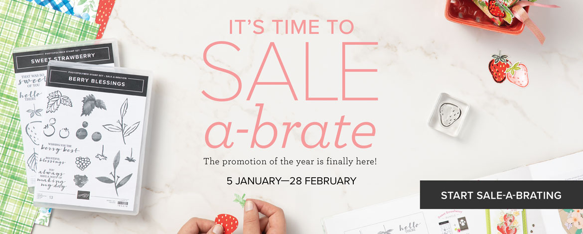 2021 Sale-a-Bration Brochure