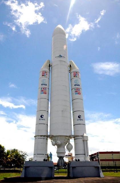 ESA Guyane, europese ruimtevaartorganisatie frans-guyana,