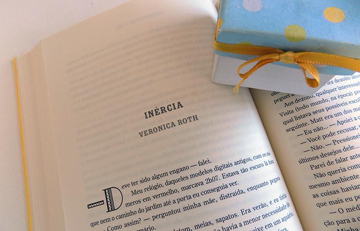 Inércia - Veronica Roth | Meus contos preferidos do livro Aconteceu Naquele Verão, de organização de Stephanie Perkins, Editora Intrínseca