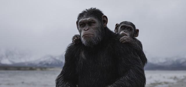 La Guerra del Planeta de los Simios en DVD, Blu-ray y 4k el 3 de noviembre