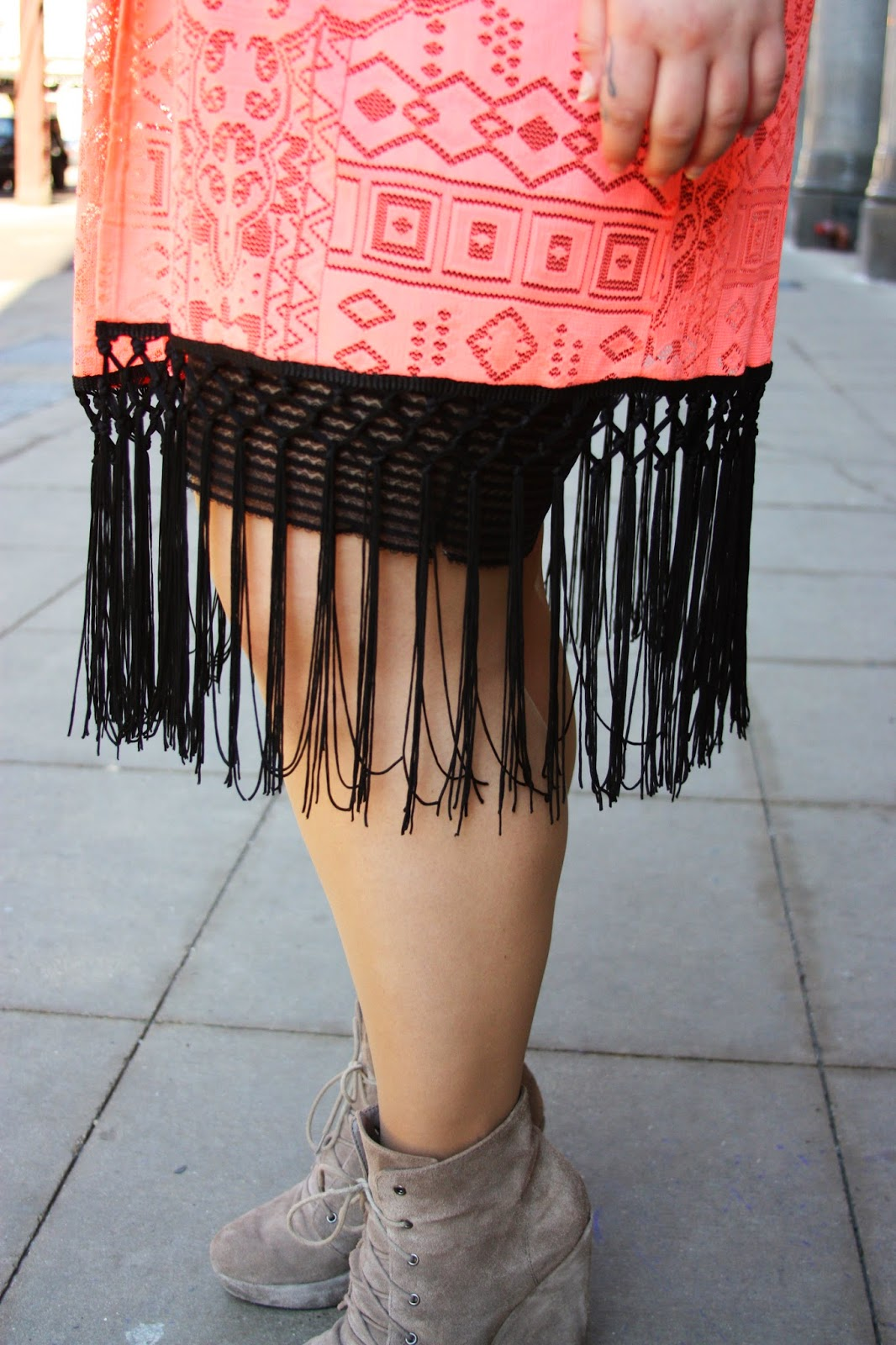 Charlotte Russe Plus X Natalie Natalie In The City A