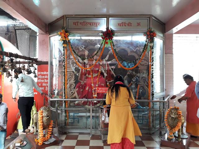 Daat Kali Mandir Tunnel Dehradun