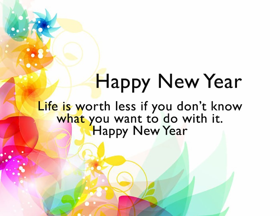 HAPPY NEW YEAR 2018 STATUSES For Facebook & Whatsapp - Happy New ...