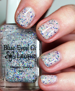 Blue-Eyed Girl Lacquer Crelly Prototype
