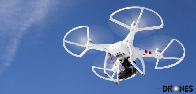 How Drones might Become Associate in Nursing Airline's supporter