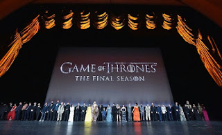 See All The Game Of Thrones Stars At The Season 8 Premiere Red Carpet Event [Photos]