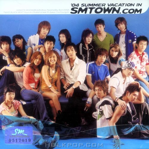 SMTOWN – 2004 Summer Vacation In SMTown.com (ITUNES MATCH AAC M4A)