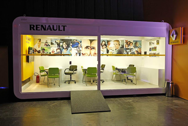 Renault Showroom itinerante