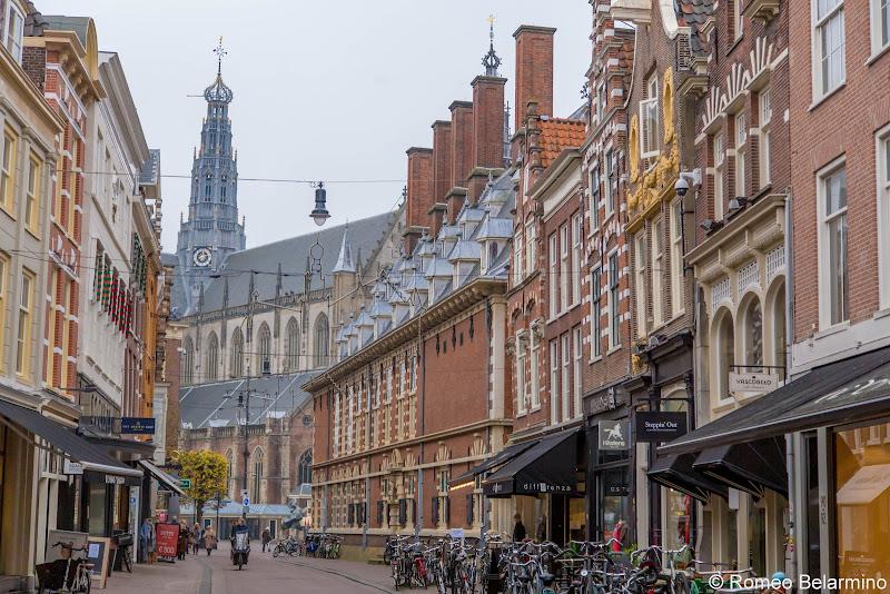 Barteljorisstraat Haarlem Netherlands Day Trips from Amsterdam or Rotterdam