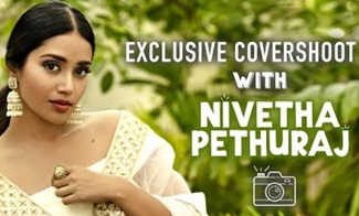 Jfw Photoshoot with Nivetha Pethuraj | I am good at break up songs| JFW Covershoot