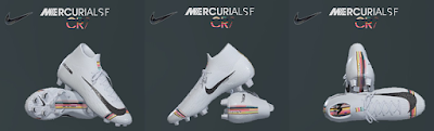 PES 2019 Nike Mercurial CR7 Superfly360 'LVL UP' 2019 by Tisera09