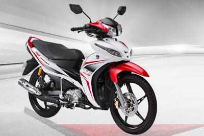 Yamaha Zupiter Z1 2019 versi Veitnam