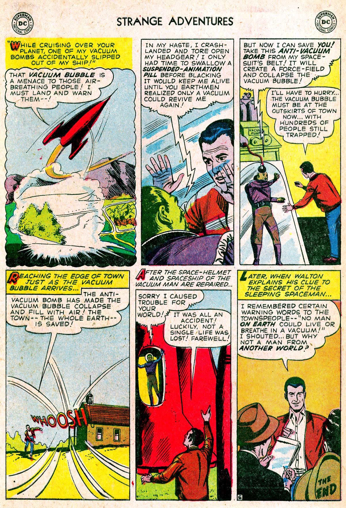Strange Adventures (1950) issue 88 - Page 32