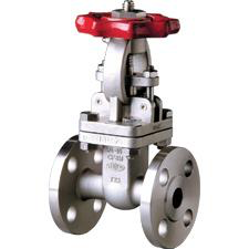 stainless steel industrial valve