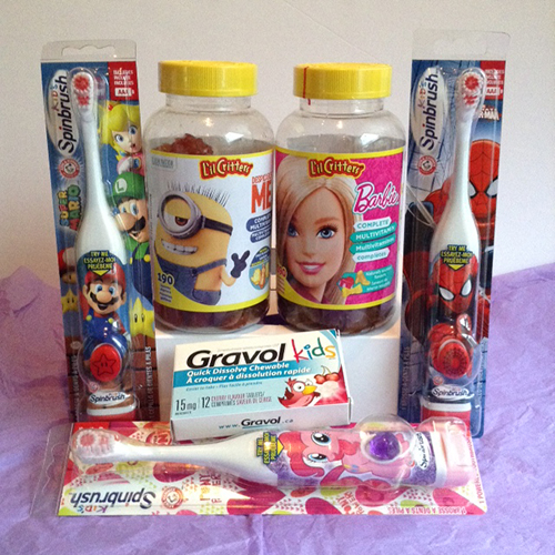 Your Back-to-School Essentials from Church & Dwight ~ #Review #Giveaway