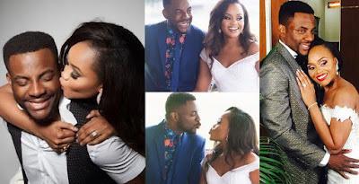 Ebuka and wife celebrate 2nd year wedding anniversary