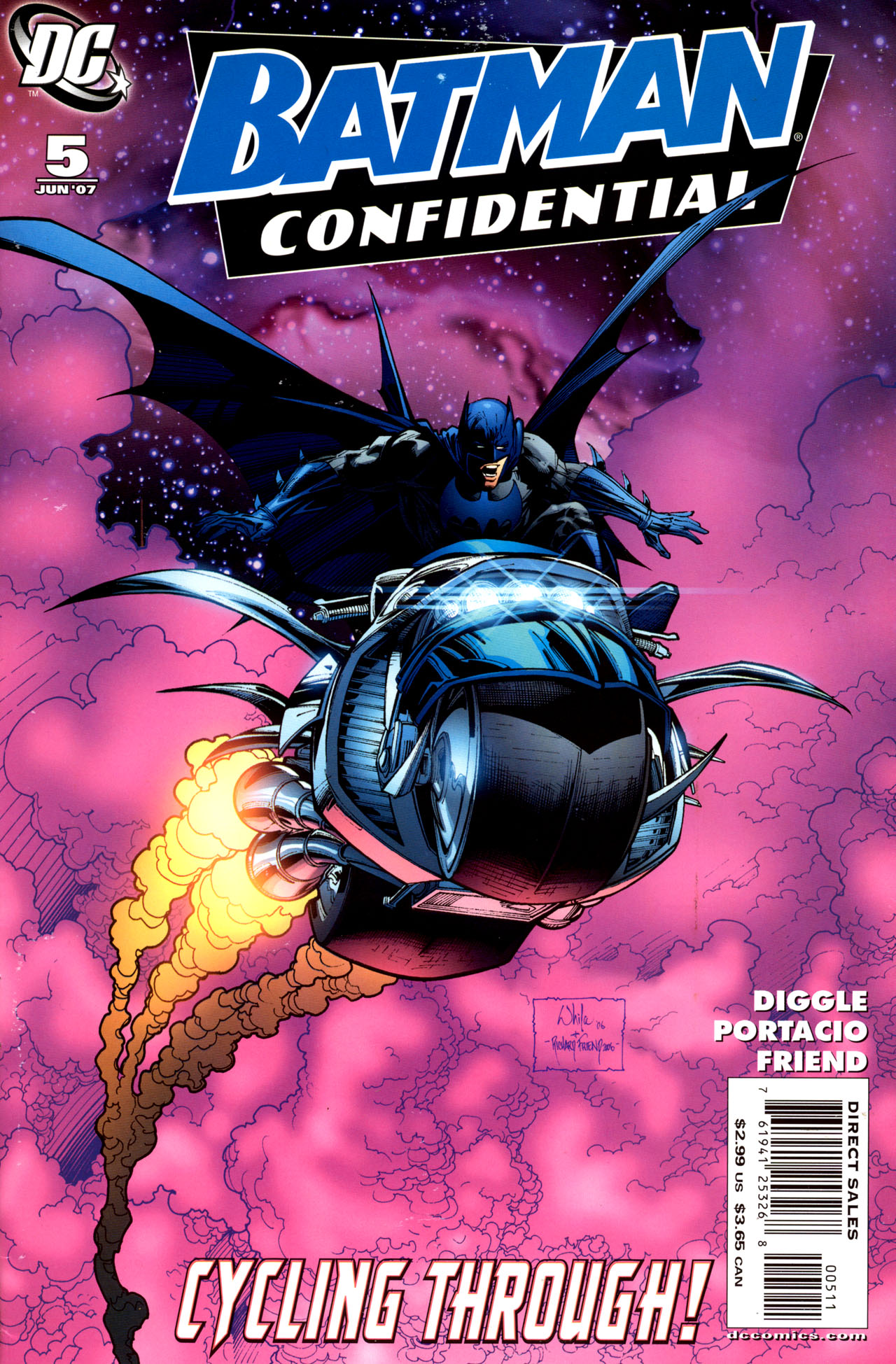 Batman Confidential Issue #5 #5 - English 1