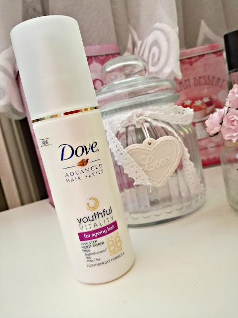 Krem BB do włosów dojrzałych Dove - recenzja