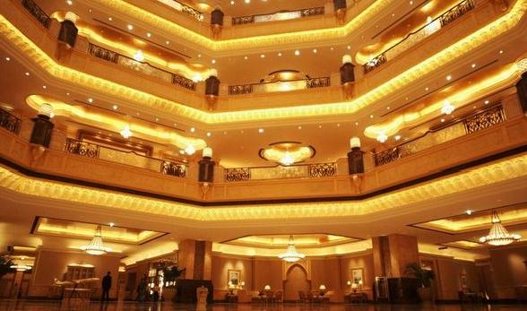 The Best 7-Star Hotels in the World | MakeMyTrip Blog |The Best Hotel In The World 7 Star Rooms