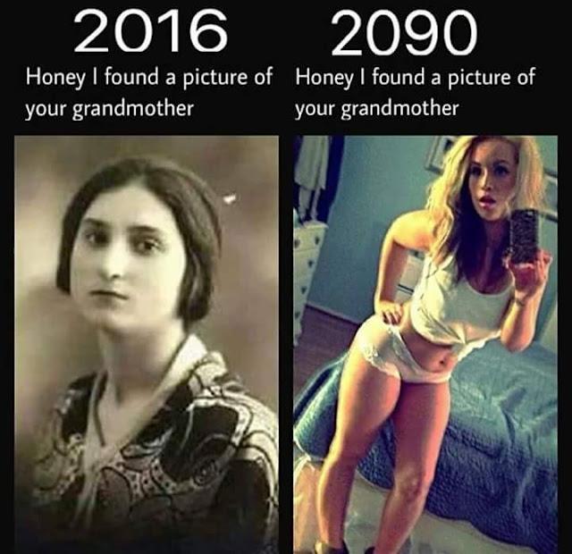 Bunicile din 2090