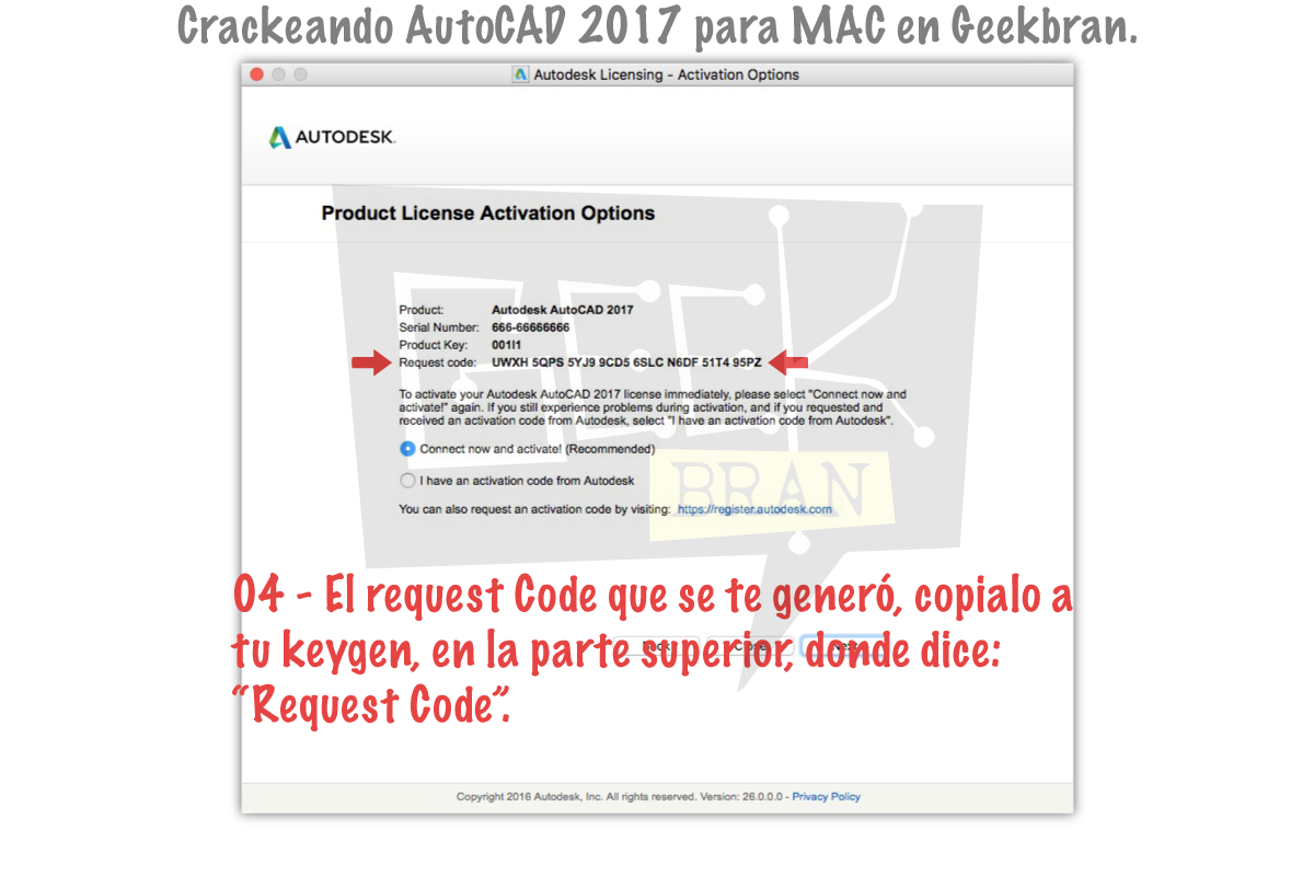 serial autocad mac 2017