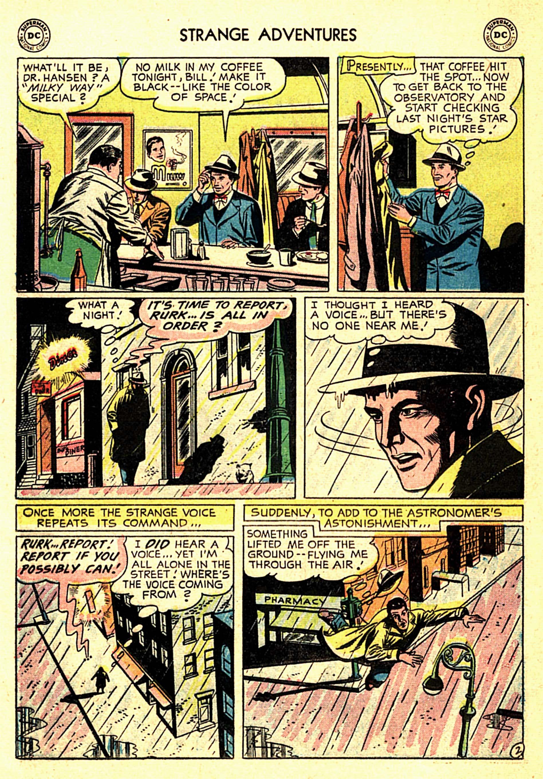 Strange Adventures (1950) issue 66 - Page 12